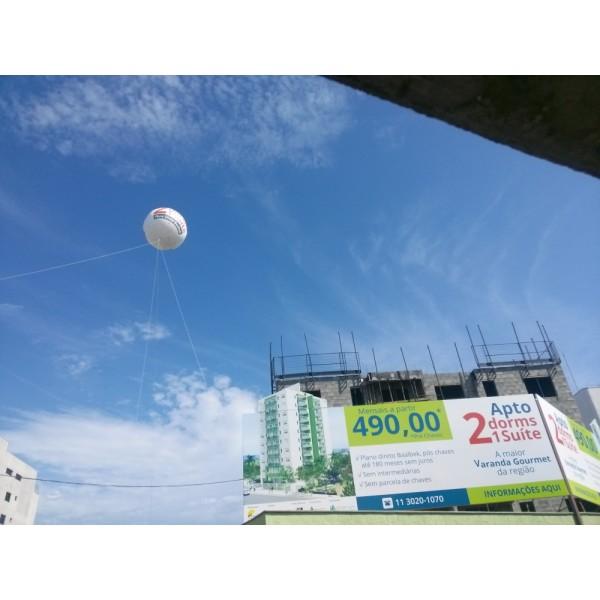 Quanto Custa em Média Balão Blimp em Macedônia - Blimps Infláveis para Eventos