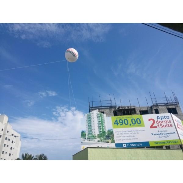 Quanto Custa em Média Balão de Blimp na Torres de São José - Preço de Balão Blimp