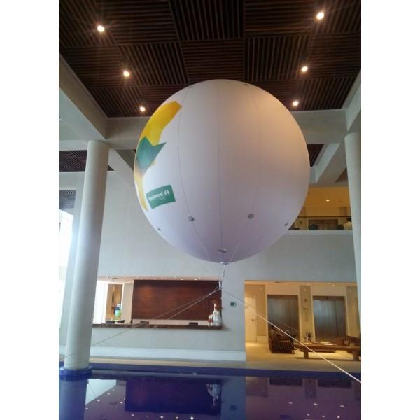 Quanto Custam Balões Blimp na Diamante - Blimp Inflável para Eventos