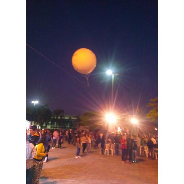 Quanto Custam em Média Balões de Blimp na Cidade Santos Dumont - Blimps Infláveis