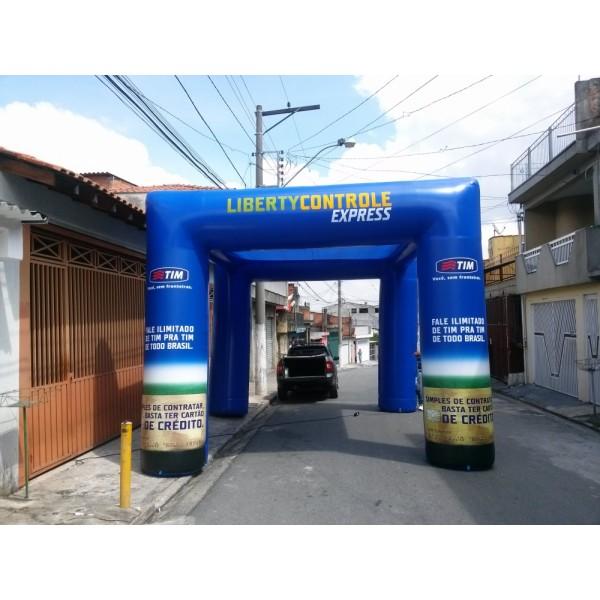 Tenda Inflável na Pinheiro - Tendas Infláveis SP