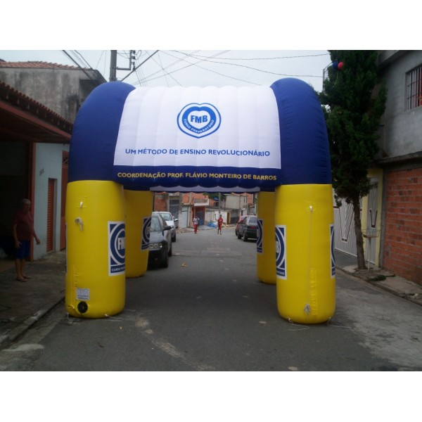 Tenda  na Candeias - Tenda Inflável