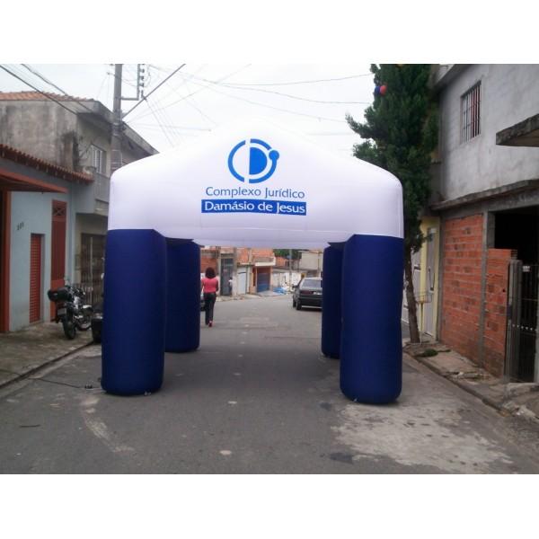Tenda  no Residencial Doze - Tenda Inflável no DF