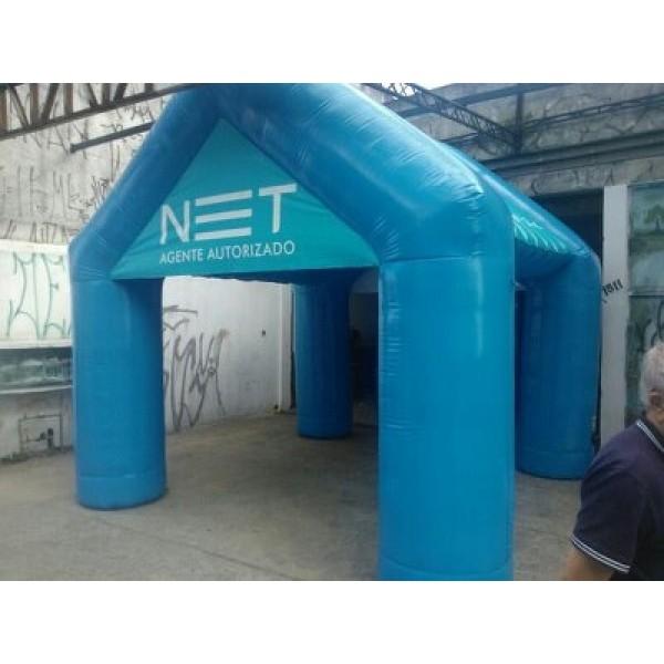 Tendas Infláveis em Mesquita - Tenda Inflável Preço