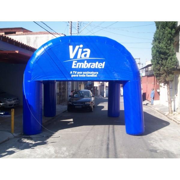 Tendas Infláveis em Reginópolis - Tenda Inflável Personalizada