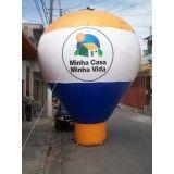 Achar Balões roof tops em Nova Andradina
