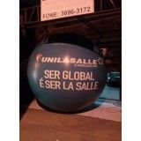 Achar empresa de balão blimp em Santa Isabel