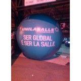 Achar empresa de balões blimp na Boa Vista