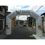 Achar portal inflável na Pinheiro