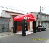 Achar tenda inflável em Barrinha