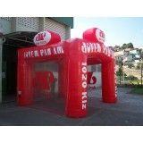 Achar tenda inflável em Cruzeiro