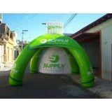 Achar tenda inflável em Pindorama