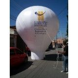 Balão estilo roof top na Presidnte Altino