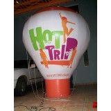Balão roof top em Curitiba