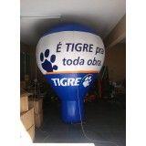 Balão roof top em Florianópolis