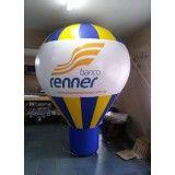 Balão roof top em Recife