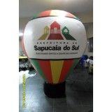 Balão roof top na Portal D'Oeste