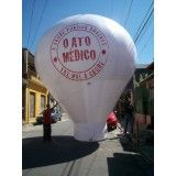 Balões estilo roof tops na Chapadinha