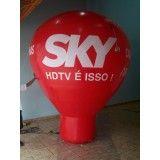 Comprar Balões roof tops na Epitaciolândia