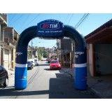 Comprar portais infláveis na Chácara Pai Jacó