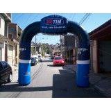 Comprar portal inflável no Piraporinha