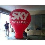 Conseguir Balão estilo roof top em Trabiju