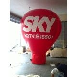 Conseguir Balões estilo roof tops em Caraguatatuba