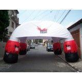 Conseguir tenda em Arandu