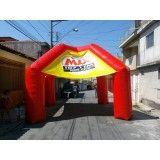 Conseguir tenda inflável em Francisco Morato