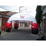 Conseguir tendas em São José dos Campos