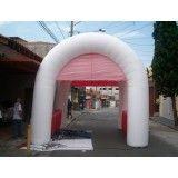 Encontrar tenda inflável em Cerqueira César