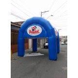 Encontrar tendas infláveis em Pereira Barreto