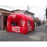 Encontrar tendas na Vila Ana Luíza