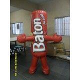 Fantasias infláveis preço no Bayeux