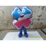 Mascote inflável