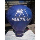 Onde achar Balão roof top em Ubatuba