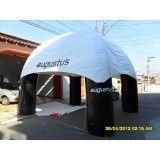 Onde achar tenda inflável em Aspásia