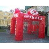 Onde achar tendas infláveis na Bonfim