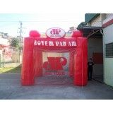 Onde achar tendas infláveis na Vila Municipal