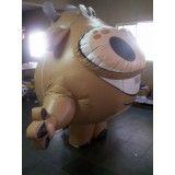 Onde comprar fantasias infláveis em Conchas