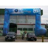 Onde comprar portais infláveis no Porto Grande