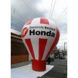 Onde conseguir Balão estilo roof top em Aparecida de Goiânia