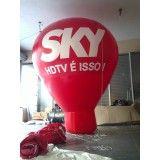 Onde conseguir Balão roof top em Embu-Guaçu