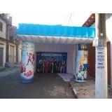 Onde conseguir tenda em Guararema