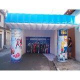 Onde conseguir tenda inflável em Tejupá