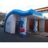 Onde conseguir tenda inflável Jardim Felicidade
