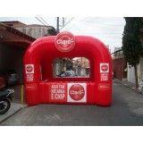 Onde conseguir tendas infláveis Jardim São Francisco II