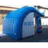 Onde conseguir tendas infláveis no Boquim