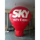Onde encontrar Balões estilo roof tops na Teotônio Vilela