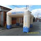 Onde encontrar tenda inflável em Itaberá